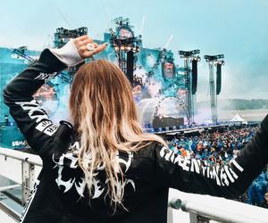 fashion, festival, and lisa olsson image