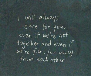 always, Relationship, and care image