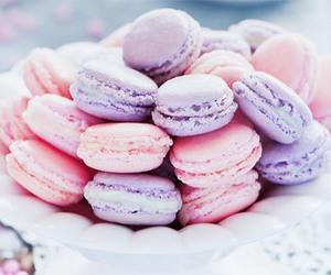 pink, food, and purple image