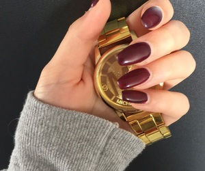 goals, gold, and watch image