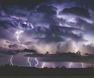 sky, storm, and clouds image
