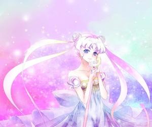 sailor moon, wallpaper, and 美少女戦士セーラームーン image
