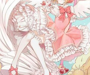 anime, cardcaptor sakura, and card captor sakura image