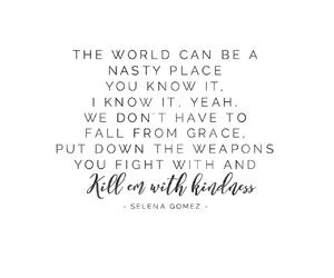 Lyrics, quote, and selena gomez image
