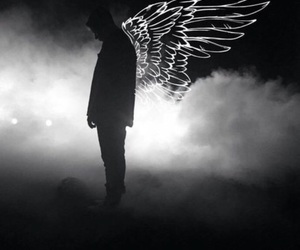 angel and justin bieber image