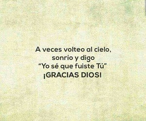 frases and gracias! image
