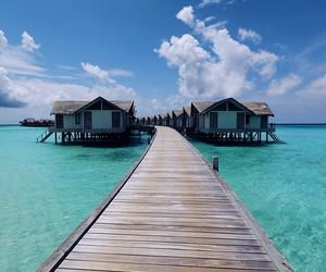 travel, beach, and beautiful image
