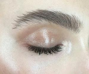 babe, baby, and eye image