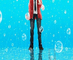 anime, rain, and kagerou project image