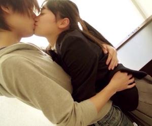 couple, kiss, and 好き image