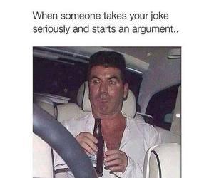 funny, lol, and joke image