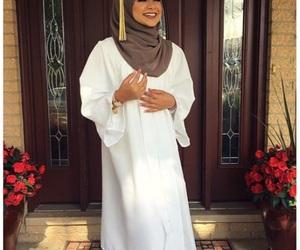 fashion, hijaab, and girl image