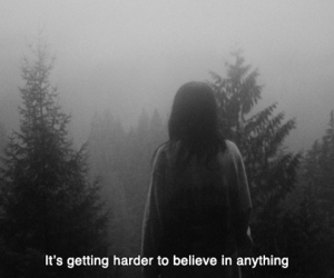 believe, quotes, and hard image