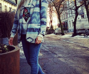 clothing, fashion, and jeans image