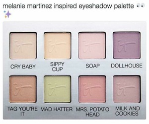 alternative, cry baby, and eyeshadow image