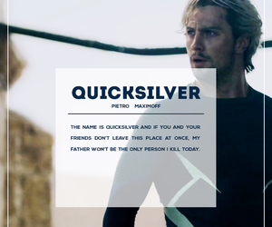Marvel, quicksilver, and pietro maximoff image