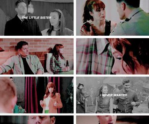 dean winchester, Jensen Ackles, and Felicia Day image