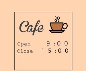 art, tumblr, and caffeine image