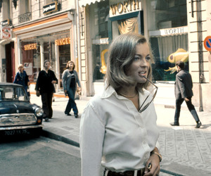 paris and Romy Schneider image