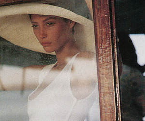 model, Christy Turlington, and pretty image