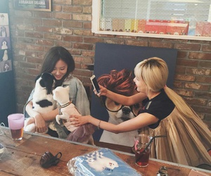 t-ara, qri, and park sunyoung image