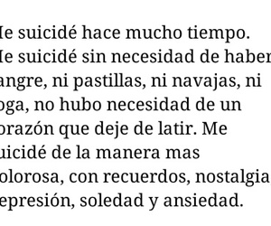 broken, frases, and suicide image