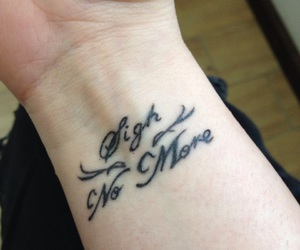 ink, tattoo, and mumford and sons image