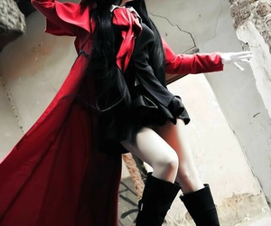 cosplay, hellsing, and alucard image