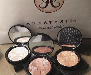 makeup, anastasia, and cosmetics image