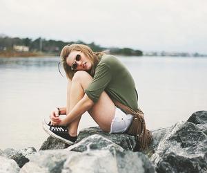 girl, photography, and fashion image