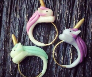 unicorn and ring image