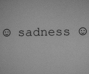sadness, sad, and grunge image