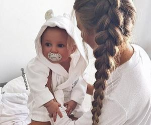 baby, beauty, and style image