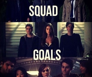 teen wolf, supernatural, and The Originals image
