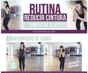 fitness, diaria, and rutina image