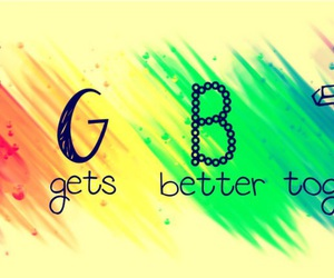 positivity, quote, and lgbt image