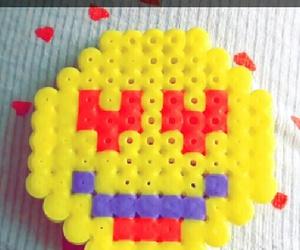 hama beads, boncuk, and ❤ image