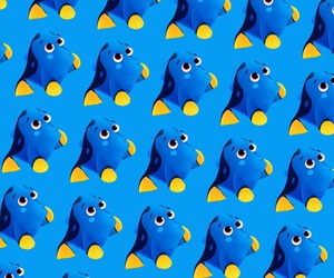patterns, wallpaper, and finding dory image