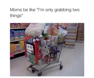 funny, mom, and mum image