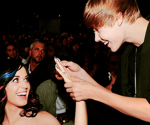 justin bieber, katy perry, and nails image