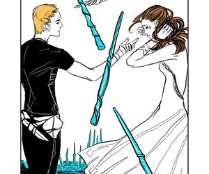 amatis, shadowhunters, and stephen herondale image