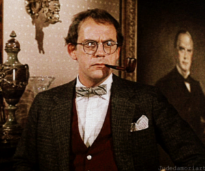 clue, movie, and christopher lloyd image