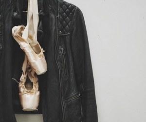 ballet, dance, and jacket image