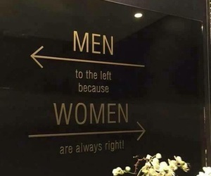 women, men, and quotes image