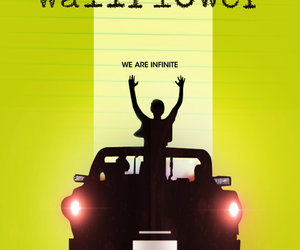 the perks of being a wallflower, charlie, and emma watson image