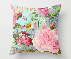 home decor, pillows, and woman girly image