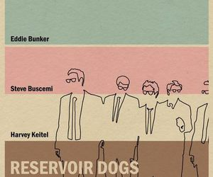 reservoir dogs, tarantino, and movie image