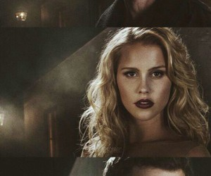 rebekah, klaus, and elijah image