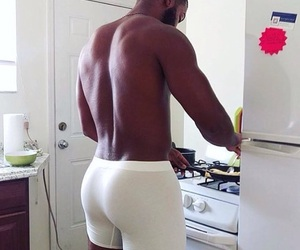 black, cooking, and Hot image