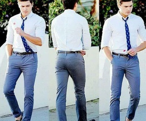zac efron, Hot, and handsome image